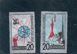 SOWJETUNION 1965 ** - 1923-1991 URSS