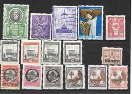 Lot En Vrac De 24 Timbres Du Vatican - Toutes époques, Pie XII - Timbres