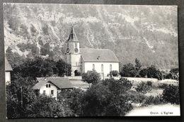 Orvin L'église - BE Berne