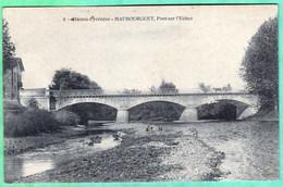 3 - MAUBOURGUET - PONT SUR L'ECHEZ - Maubourguet