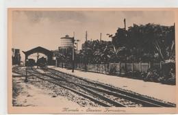 Cartolina - Marsala - Stazione Ferroviaria - Trapani