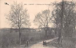 58 - Imphy - Château De Chazeau - Belle Animation Dans L'Allée - Otros Municipios