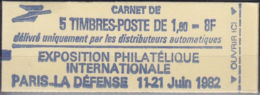 FRANCE CARNET YVERT N° 2155 C1 - NEUF XX - COTE: 13 Euros (10672) - Booklets