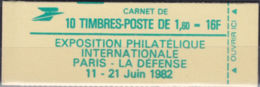 FRANCE CARNET YVERT N° 2155 C3 - NEUF XX - COTE: 14 Euros (10673) - Booklets
