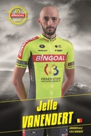 Jelle Vanendert - Wallonie Bruxelles - 2020 - Ciclismo