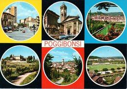 BELLISSIMA CARTOLINA      POGGIBONSI      E2003 - Italia