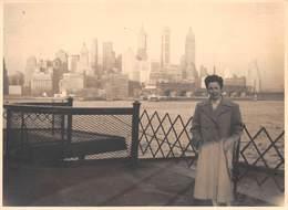 """7274 """"NEW YORK PRIMI ANNI '50 """" FOTO ORIGINALE - Luoghi"""