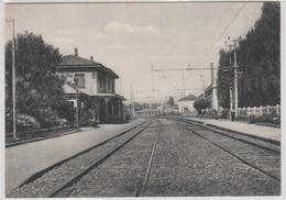 Cartolina - Seprio Mozzate - Stazione Ferroviaria - Como