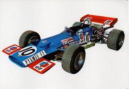 MOTOR RACING - AUTOMOBILISMO - FORMULA 2  PYGMEE - JEAN PIERRE JABOUILLE - 1970 - N 057 - Motorsport