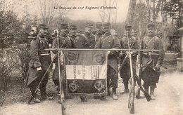 Le Drapeau Du 109e Régiment D ' Infanterie (voir état) - Regimenten
