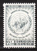 1089**  Déclaration Des Droits De L'Homme - Bonne Valeur - MNH** - LOOK!!!! - Ongebruikt