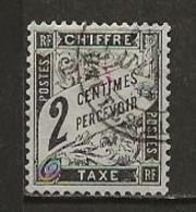 FRANCE:, Obl., TAXE N° YT 11, B. Centré, TB - 1859-1955 Gebraucht