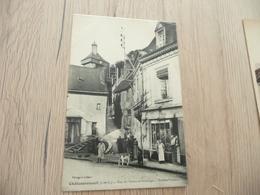 CPA 37 Indre Et Loire Chateaurenault Château-Renault Rue Du Tertre De L'horloge - Andere Gemeenten