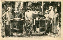 196. SAIGON - RESTAURANT CHINOIS AMBULANT - Indonésie