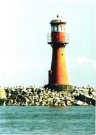 Lithuania:Pervalka Lighthouse - Fari