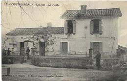 40.  POUYDESSEAUX.   LA POSTE - France