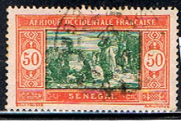 SÉNÉGAL 111 // YVERT 82 // 1922-26 - Usados