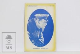 Original 1920s Cinema / Movie Actor Postcard - Nº 124, Forrest Stanley - Actors