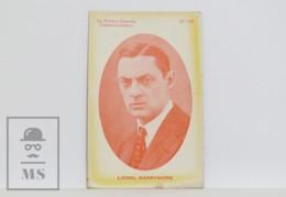 Original 1920s Cinema / Movie Actor Postcard - Nº 138, Lionel Barrymore - Actors