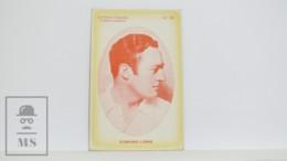 Original 1920s Cinema / Movie Actor Postcard - Nº 156, Edmund Lowe - Acteurs