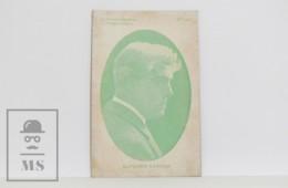 Original 1920s Cinema / Movie Actor Postcard - Nº 164, Alfonso Cassini - Actors