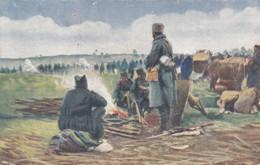 Le Camp De L'armée Serbe Devant Koumanovo - Guerre 1914-18