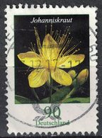 Allemagne 2017 Oblitéré Rond Used Fleur Johanniskraut Millepertuis Perforé SU - BRD