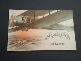 Leuven  Amities De Louvain          ( 2 Scans ) - Leuven