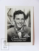 Old Cinema / Movie Photographic Trading Card - Actor Frank Sinatra - Metro Goldwyn Mayer - Other