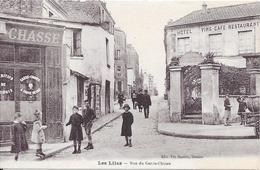 Les Lilas - Rue Du Garde-Chasse - Les Lilas
