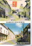 REF 489 :  CPM 60 MAREUIL SUR ORCQ La Rue Thury - Other Municipalities