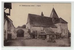 03 CHATELPERRON EGLISE - Autres Communes