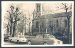 Lot De 3 Photos 69 LYON 3e Eglise De Montchat 8.5 X 13.5 Cm - Places