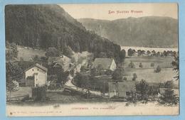 TH0641  CPA   XONRUPT LONGEMER  (Vosges)  Vue D'ensemnle - Ligne Tramway De Gérardmer - Le Hohneck  +++++ - Xonrupt Longemer