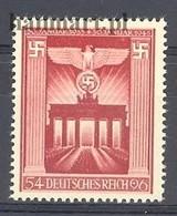 Nazi Germany / Third Reich 1943 Mi 829 MNH ( ZE5 REI829 ) - Monumenti