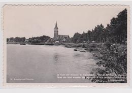 St Amands Aan De Schelde  Zicht Op Dorp Omstreeks 1946 - Sint-Amands