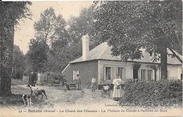 1924 - Bohain - Le Chant Des Oiseaux - La Maison De Garde à L'entrée Du Bois (petit Plan Garde-chasse) - Francia