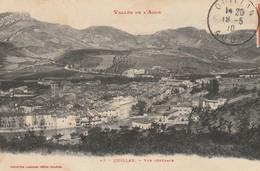 Quillan - Vue Générale- Vallée De L'Aude - Autres Communes