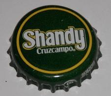 CAPSULE DE LE  BIÉRE  SHANDY CRUZCAMPO  DE SPAIN - Bière