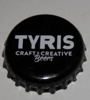 CAPSULE DE LE  BIÉRE  TYRIS - Bière
