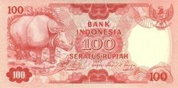 Indonesia P.116 100 Rupiah 1977   Unc - Indonesia