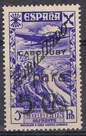 Sello Beneficencia 1941, CABO JUBY Colonia Española, Edifil Num 10 ** - Cape Juby