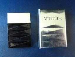 Miniature Parfum - Attitude De Giorgio Armani  5ml - Miniatures Men's Fragrances (in Box)