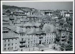 50s ORIGINAL AMATEUR PHOTO FOTO UNIVERSITY SANTIAGO COMPOSTELA CORUNA GALICIA ESPANA SPAIN  BT81 - Orte