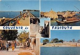 FADIOUTH      TIMBRE CACHET - Sénégal