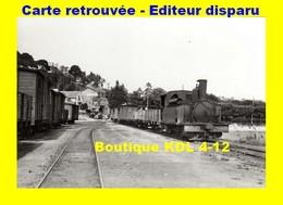 BVA 802-09 - Train MV - Loco Corpet-Louvet 030 T N° 28 En Gare - PERROS GUIREC - Côtes D'Amor - CdN - Perros-Guirec