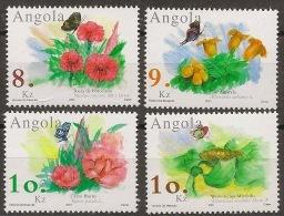 ANGOLA  2001, Belgica 2001 MNH - Angola