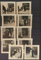 Braine-le-Comte - Mariage Et église 10 Photos Originales - Lugares