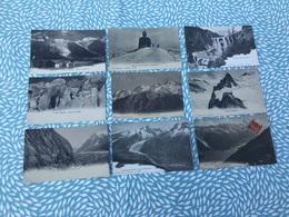 Beau Lot De 127 Cartes Chamonix Mont-Blanc - Chamonix-Mont-Blanc
