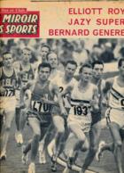 BUT ET CLUB LE MIROIR DES SPORTS N° 818 DU LUNDI 12 SEPTEMBRE 1960, JEUX OLYMPIQUES DE ROME, JAZY, BIKILA ABEBE... - Deportes